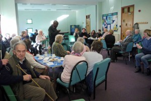 Sentamu coffee morning 1